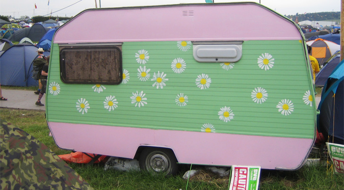 Advice on scrapping a caravan or motorhome